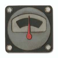 PRE-ORDER ONLY Sizzix Bigz Die - Voltage by Tim Holtz 664168