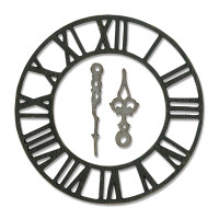 Sizzix Bigz Die - Timekeeper by Tim Holtz 664173
