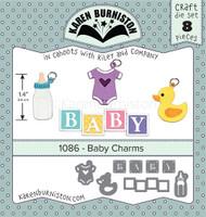 Karen Burniston - Baby Charms 1086