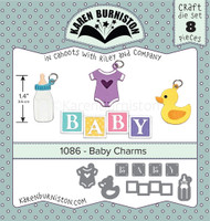 Karen Burniston - Baby Charms 1086