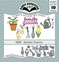 Karen Burniston - Garden Charms 1085