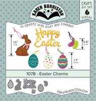Karen Burniston - Easter Charms 1078