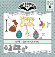 Karen Burniston - Easter Charms 1078