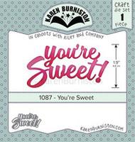 Karen Burniston - You're Sweet 1087