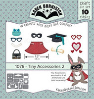 Karen Burniston - Tiny Accessories 2 1076