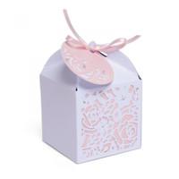 Sizzix Thinlits Die Set 4PK - Decorative Favour Box 663465