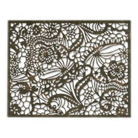 Sizzix Thinlits Die - Intricate Lace 664181