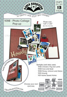 Pre Order Karen Burniston - Photo Collage Pop Up 1098