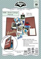 Pre Re-Order Karen Burniston - Photo Collage Pop Up 1098