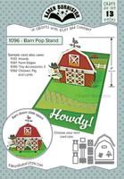 Karen Burniston - Barn Pop Stand 1096