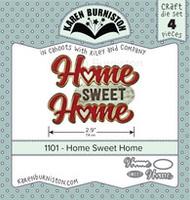 Karen Burniston - Home Sweet Home 1101