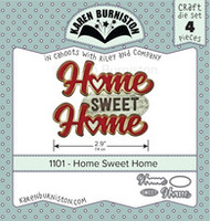 Karen Burniston - Home Sweet Home 1101