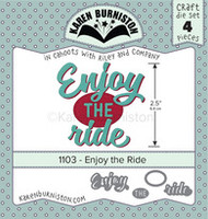 Karen Burniston - Enjoy the Ride 1103