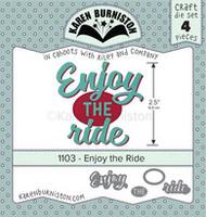 Karen Burniston - Enjoy the Ride 1103