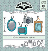 Karen Burniston - Memory Charms 1108