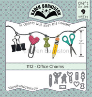 Karen Burniston - Office Charms 1112
