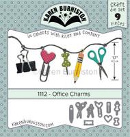 Karen Burniston - Office Charms 1112