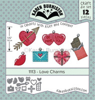 Karen Burniston - Love Charms 1113