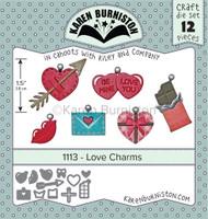 Karen Burniston - Love Charms 1113