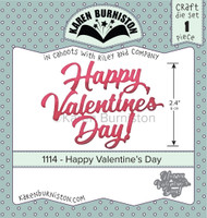 Karen Burniston - Happy Valentines Day 1114