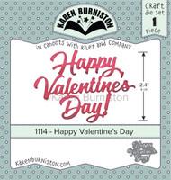 Karen Burniston - Happy Valentines Day 1114