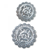 Sizzix 3-D Impresslits Embossing Folder - Medallion 662720