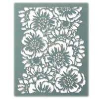 New! Sizzix Thinlits Die – Bouquet 664418