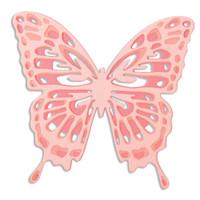 New! Sizzix Thinlits Die Set 3PK - Intricate Wings 664394