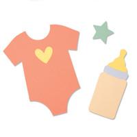 Sizzix Bigz Die - Nursery 664389