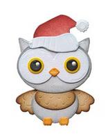 Elizabeth Craft Design Die - Owl EC1684