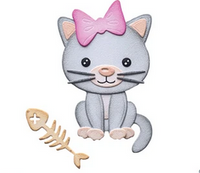 Elizabeth Craft Design Die - Cat EC1666
