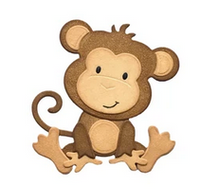 Elizabeth Craft Design Die - Monkey EC1618