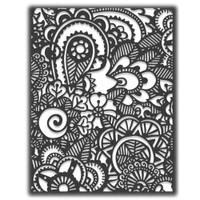 New! Sizzix Thinlits Die – Doodle Art#2 664432