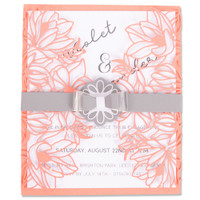 New! Sizzix Thinlits Floral Wrap Frame 663692