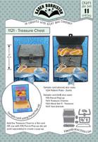 New! Karen Burniston - Treasure Chest 1121