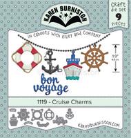 Karen Burniston - Cruise Charms 1119