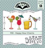 Karen Burniston - Happy Hour Charms 1110