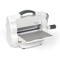 Sizzix Big Shot Foldaway Machine Only (White & Gray) 662500
