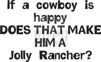 Riley and Co. Funny Bones - Happy Cowboys RWD-771