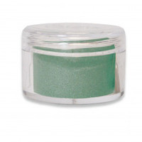 Sizzix Making Essential - Opaque Embossing Powder, Agave, 12g 662474