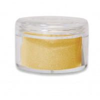 Sizzix Making Essential - Opaque Embossing Powder, Banana Blast, 12g 664277