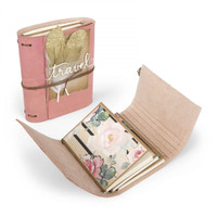 Sizzix Scoreboard Bigz XL Die Eileen Hull - Wrapped Journal 662816