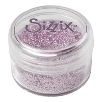 Sizzix Making Essential - Biodegradable Fine Glitter, Lavender Dust, 12g 663887