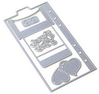 Elizabeth Craft Design Die - Sidekick Planner Essential 1 1770