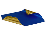 New! Cobalt/Gold Glossy Solid Pack - Cobalt12