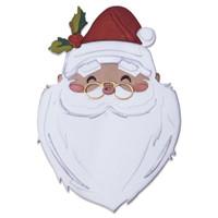 New!  Sizzix Thinlits Die Set 12PK - Santa's Wish, Colorize by Tim Holtz 664745