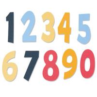 Sizzix Bigz Die - Numeracy 664485