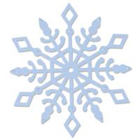 Pre-Order New! Sizzix Bigz Die - Snow Crystal 664464