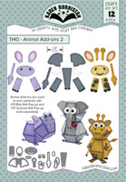 Oh Yeah! They're In! New! Karen Burniston - Animal Add-Ons 2 1140