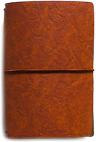 Elizabeth Craft Design - Travelers Notebook Planner Vintage Brown TN01